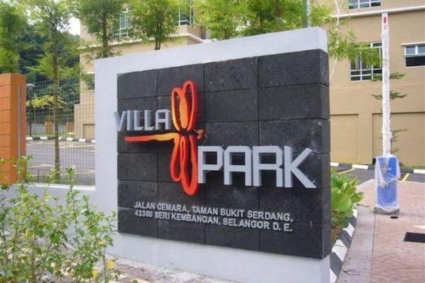 Villa Park's cover picture