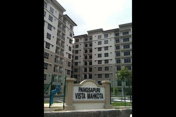 Vista Mahkota Apartment's cover picture