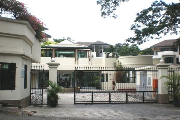 Villa Bukit Tunku's cover picture