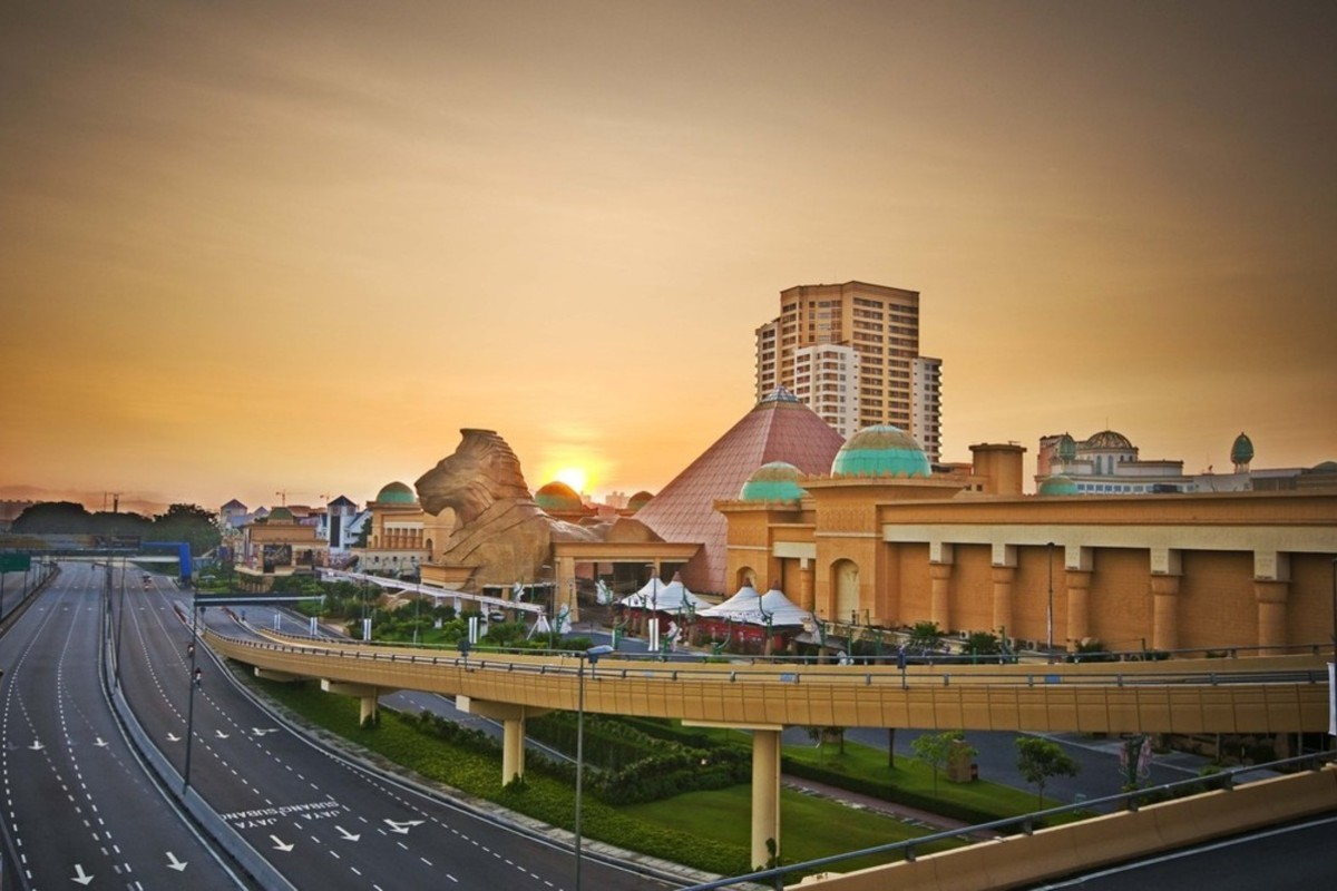 Sunway Pyramid Photo Gallery 1