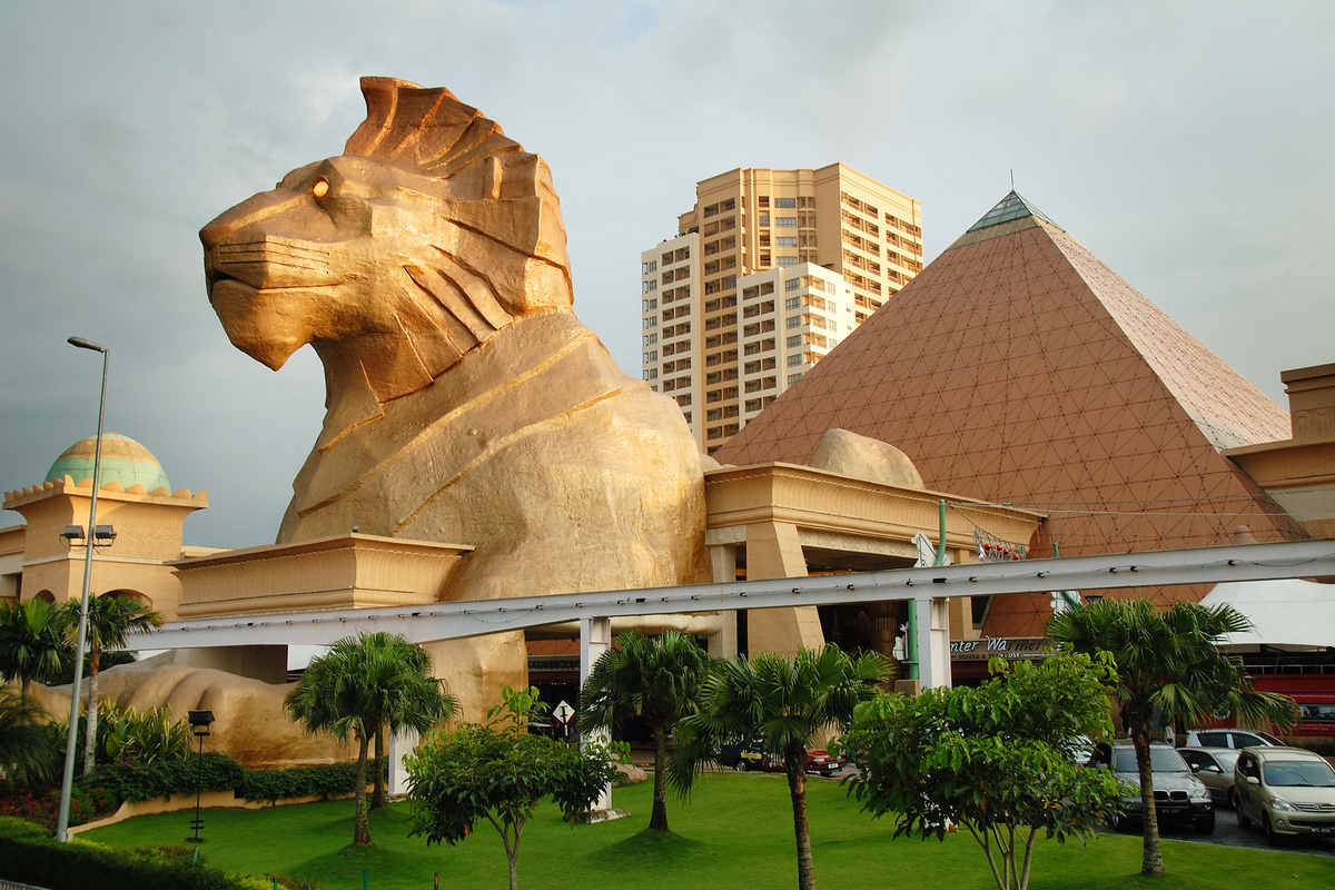 Sunway Pyramid Photo Gallery 2