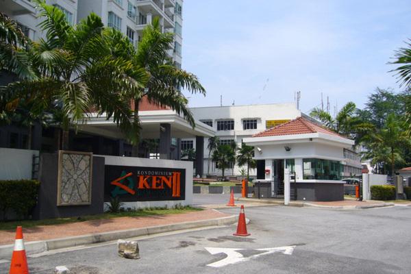 Ken Damansara II in Petaling Jaya