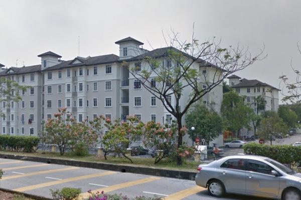 Sri Cempaka Apartment's cover picture