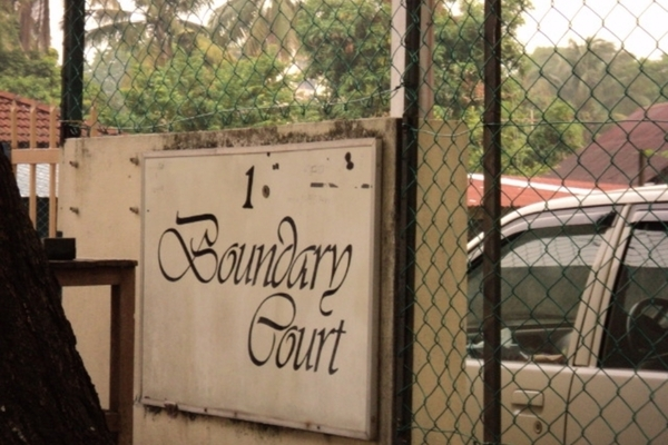 Boundary Court's cover picture
