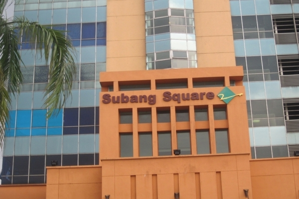 Subang Square's cover picture