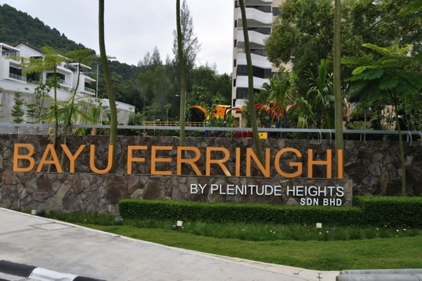 Bayu Ferringhi in Batu Ferringhi