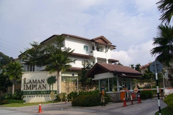 Laman Impian in Sunway Damansara