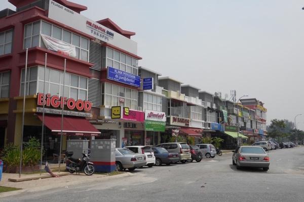 Jayamas 2 in TTDI Jaya