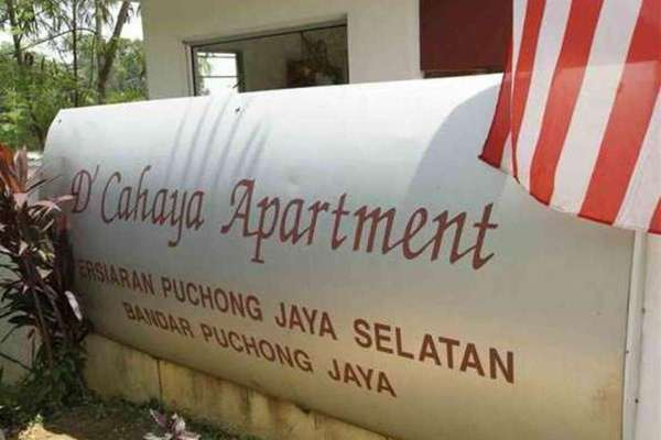 D'Cahaya Apartment's cover picture