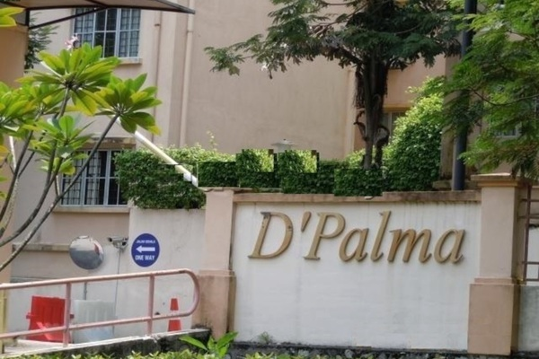 D'Palma Apartment in Pusat Bandar Puchong