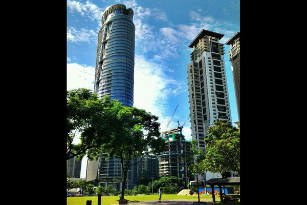 Naza Tower's cover picture