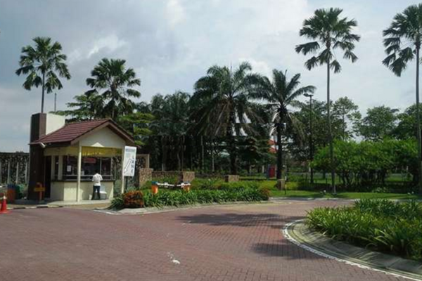 Lakeside Terrace in Kota Kemuning