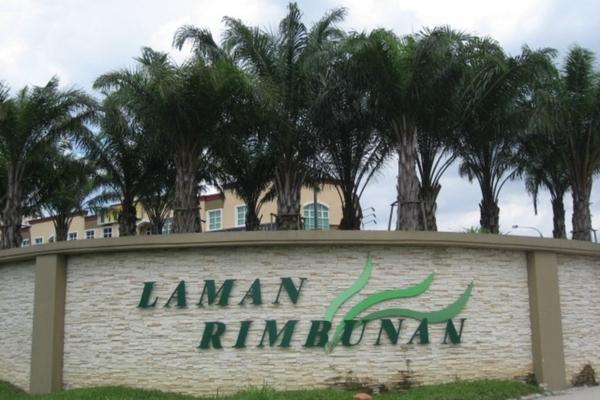 Laman Rimbunan's cover picture