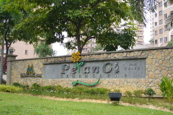 Pelangi Damansara's cover picture