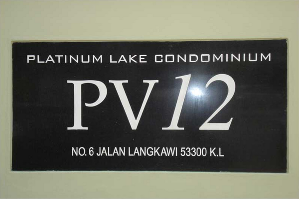 Platinum Lake PV12's cover picture