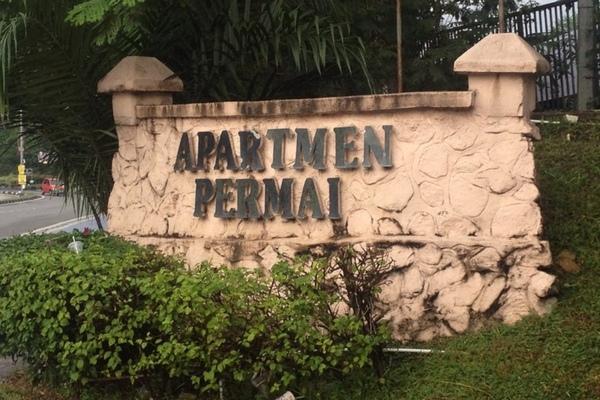 Permai Apartment in Damansara Damai