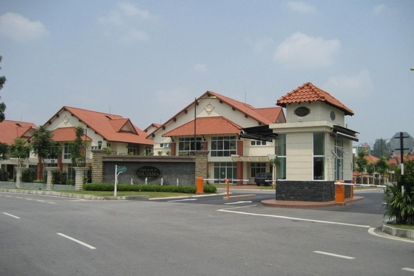 Maplewoods in Saujana