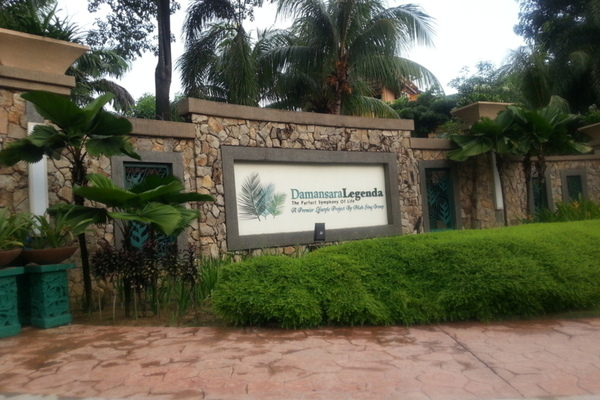 Damansara Legenda in Tropicana