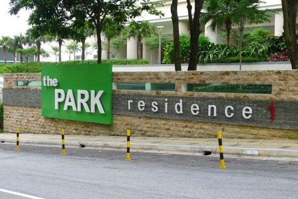 The Park Residences in Bangsar South