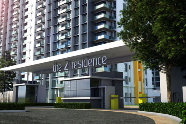 The Z Residence's cover picture