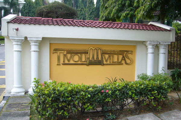 Tivoli villas small