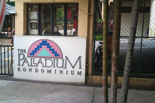 The Palladium in Keramat