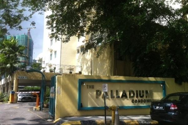 Palladium small