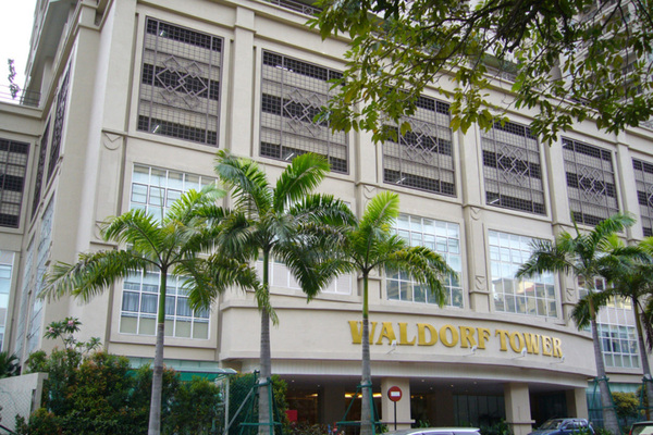 Waldorf Tower's cover picture