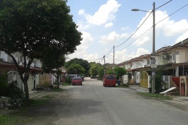 PU6 in Bandar Puchong Utama