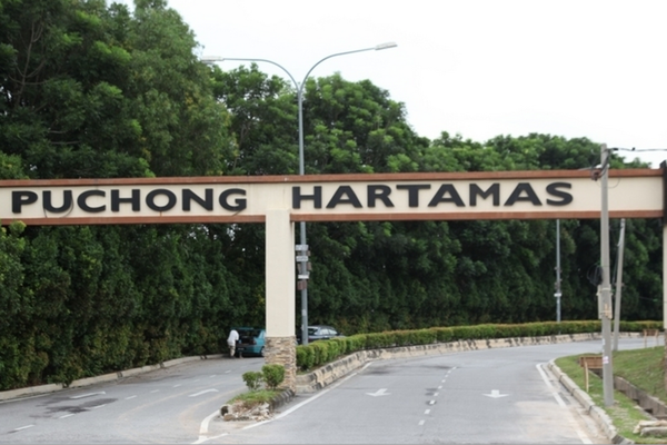 Puchong Hartamas's cover picture