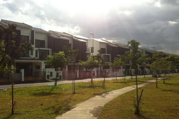 Puteri 6 in Bandar Puteri Puchong