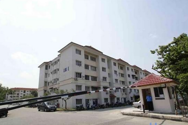 Sri Begonia Apartment's cover picture