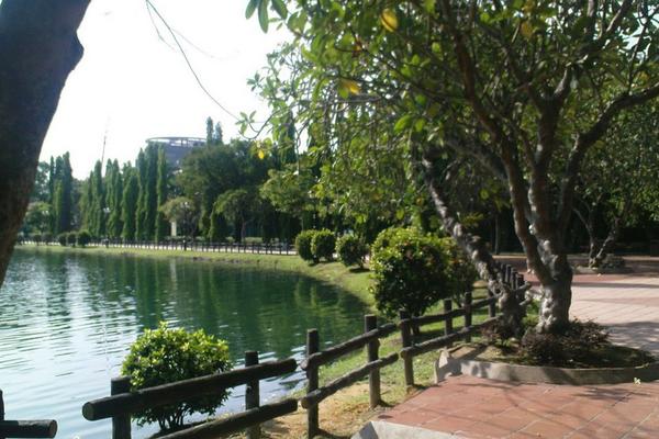 Taman Tasik Titiwangsa in Titiwangsa