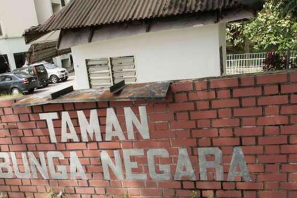 Taman Bunga Negara's cover picture