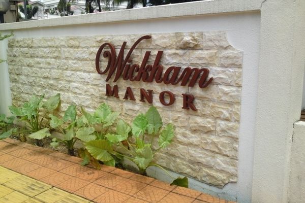 Wickham Manor's cover picture
