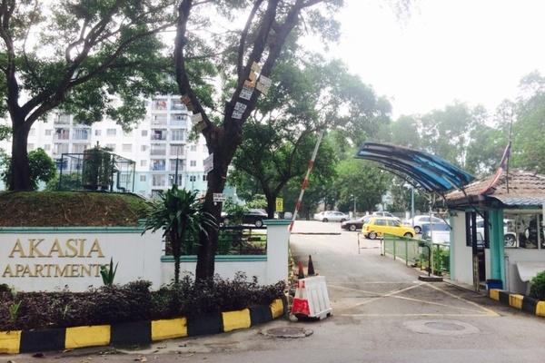 Akasia Apartment in Pusat Bandar Puchong