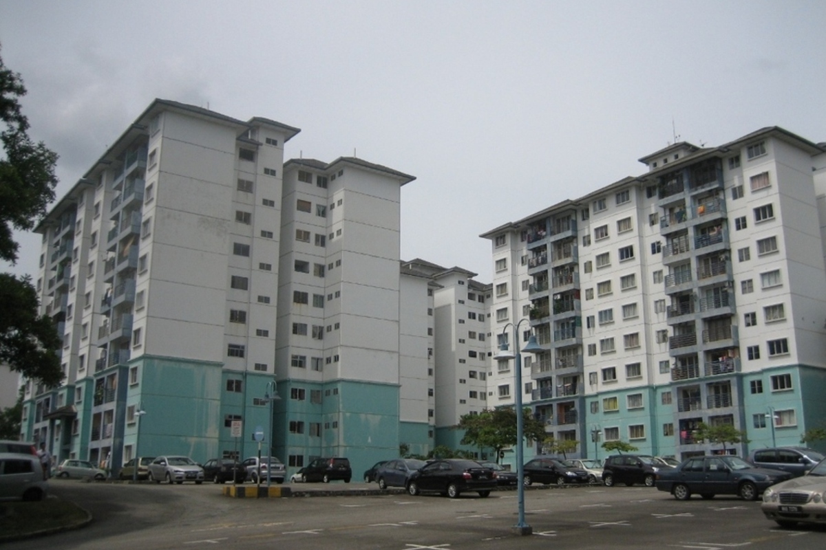Review for akasia apartment pusat bandar puchong propsocial for Apartment reviews