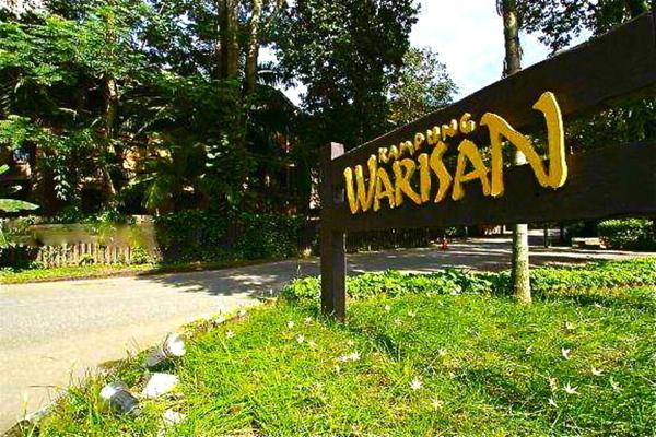 Kampung Warisan in Setiawangsa