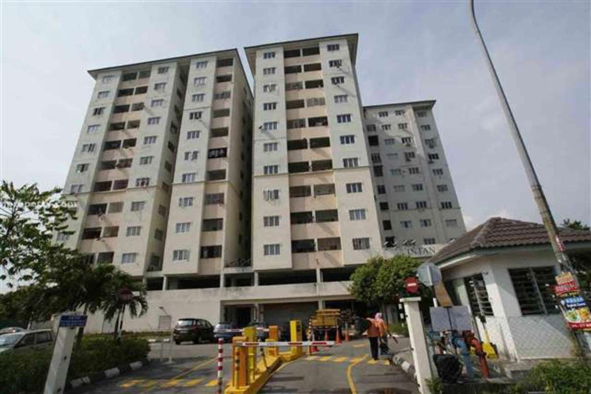 Intan Apartment Photo Gallery 1