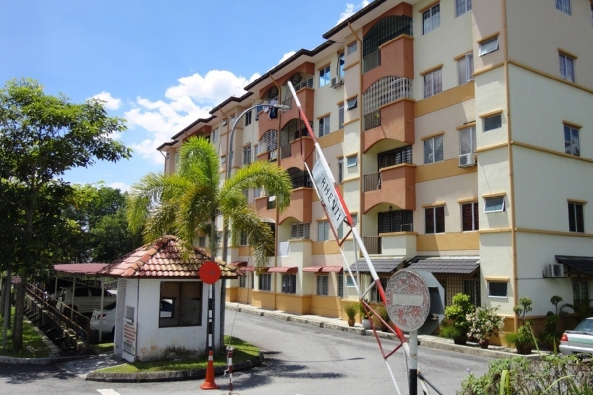 Intan Apartment Photo Gallery 0
