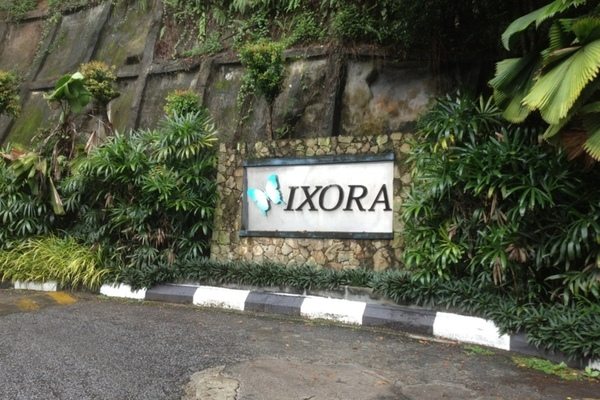 Ixora Apartment in Kepong