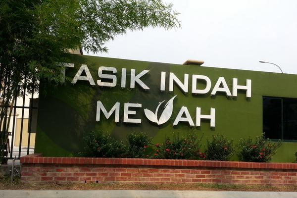 Taman Tasik Indah Mewah's cover picture