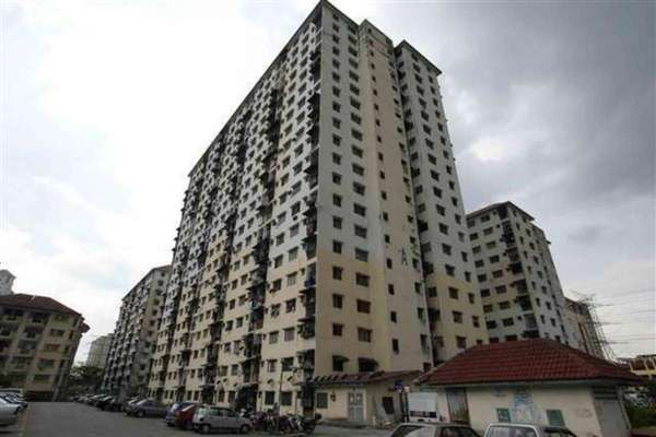 Damai Apartment's cover picture