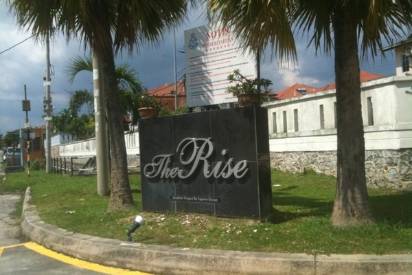 The Rise's cover picture