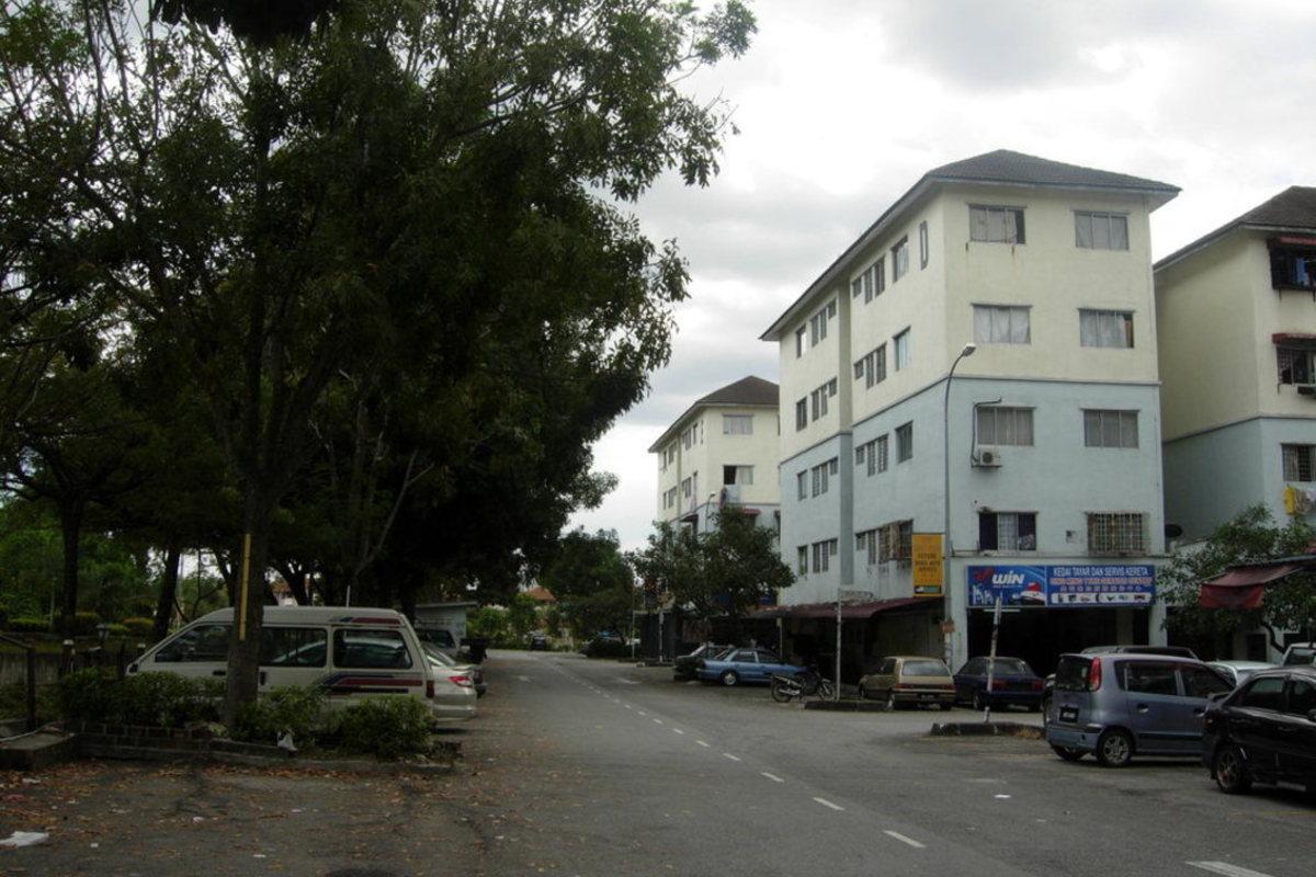 Putra Raya Apartment Photo Gallery 4