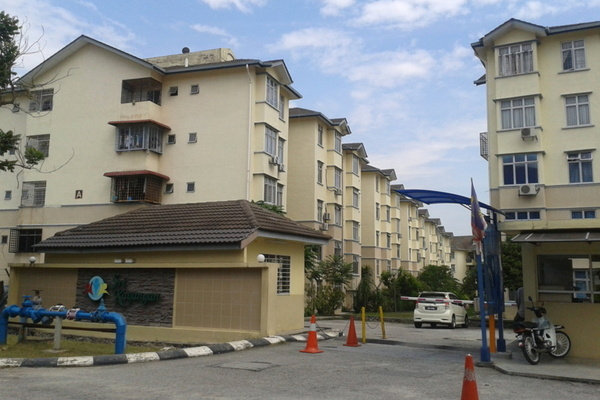 Sri Kayangan Apartment's cover picture