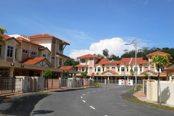 Tiara Putra in Bukit Rahman Putra