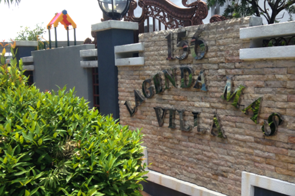 Lagenda Mas Villa in Jalan Ipoh