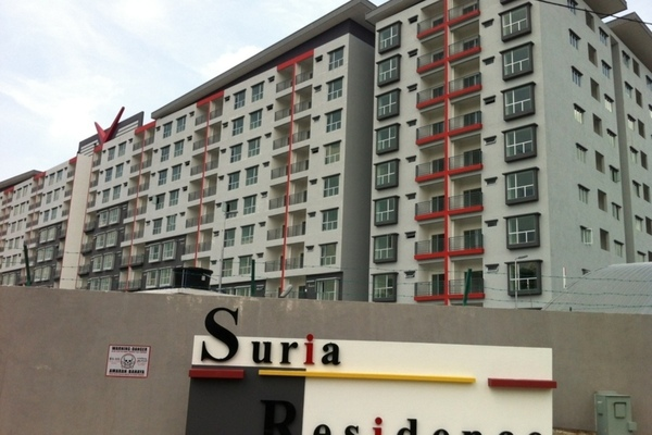 Suria Residence's cover picture
