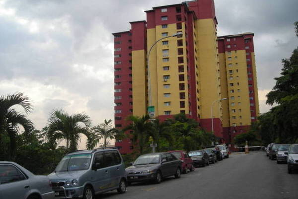 Winner Heights in Desa Petaling